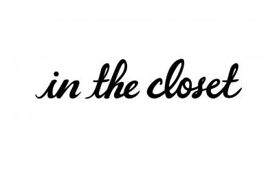 in the closet