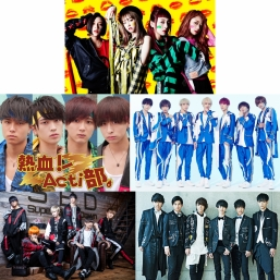 """UNION MUSIC JAPAN EVENT """"BOYS AND ME…"""""""